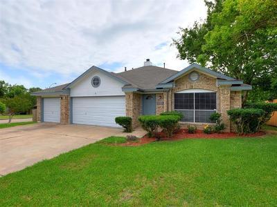 Austin Single Family Home For Sale: 6818 Ashprington Ln