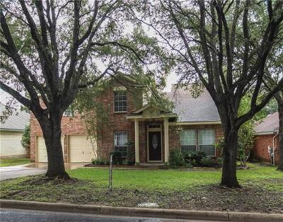 Austin TX Single Family Home For Sale: $379,500