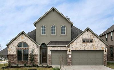 Leander Single Family Home For Sale: 940 McIntosh Rd