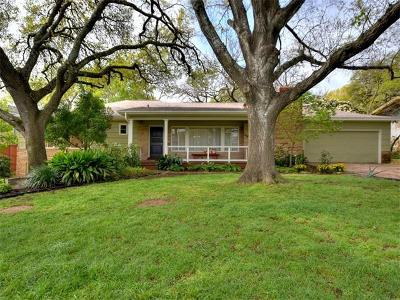 Highland Park West Single Family Home Pending - Taking Backups: 3107 Perry Ln