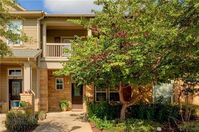 Condo/Townhouse For Sale: 4108 Berkman Dr