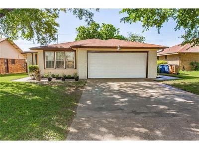 Austin Single Family Home For Sale: 2004 Encino Cir