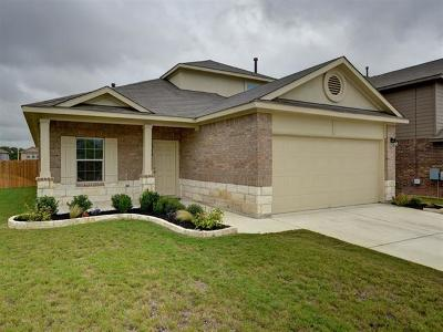 Cedar Park Single Family Home For Sale: 1714 Deodara Dr