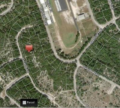Lago Vista TX Residential Lots & Land For Sale: $7,995