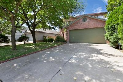 Cedar Park Single Family Home For Sale: 2507 Glen Field Dr