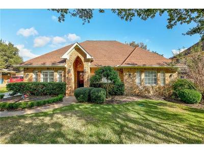 Austin Single Family Home For Sale: 6312 Needham Ln