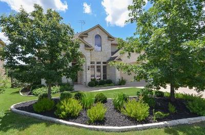 Austin Single Family Home Pending - Taking Backups: 7820 Via Verde Dr
