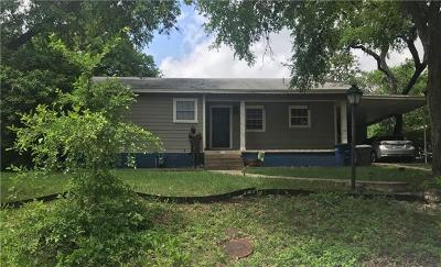 Travis County Single Family Home For Sale: 4110 Idlewild Rd
