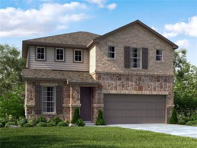 Round Rock Single Family Home For Sale: 2008 Hat Bender Loop