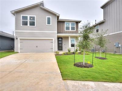 Single Family Home For Sale: 3604 Bristol Motor Pass