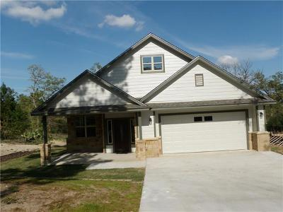 Bastrop Single Family Home For Sale: 107 Pukoo Dr