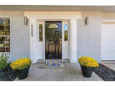 Single Family Home For Sale: 6605 Willamette Dr