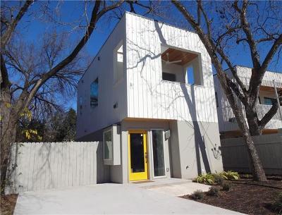 Austin Single Family Home Pending - Taking Backups: 2716 Zaragosa St