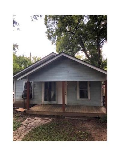 Travis County Single Family Home For Sale: 1213 Taylor St