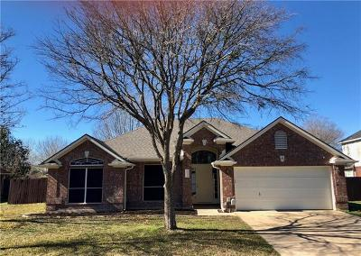 Buda Single Family Home Pending - Taking Backups: 1002 Magnolia Cv