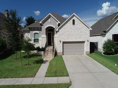 Single Family Home For Sale: 2110 Manada Trl