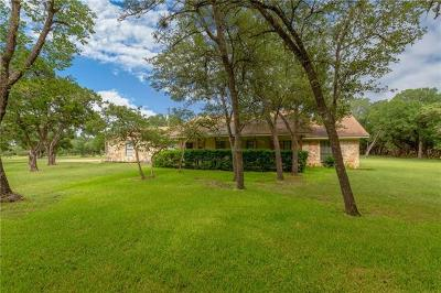 Cedar Park Single Family Home Pending - Taking Backups: 2900 Yukon Cir