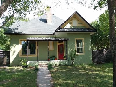 Lockhart Single Family Home For Sale: 1002 Red River St