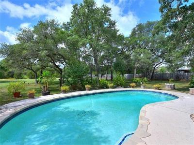 Cedar Park Single Family Home For Sale: 814 Cedar Park Dr