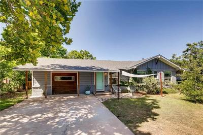 Single Family Home For Sale: 308 Oertli Ln