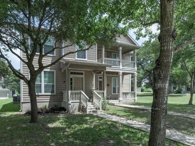 Kyle Single Family Home For Sale: 301A Utterback