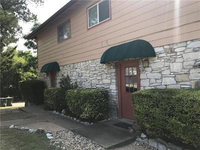 West Lake Hills Rental For Rent: 101 Blue Ridge Trl #A