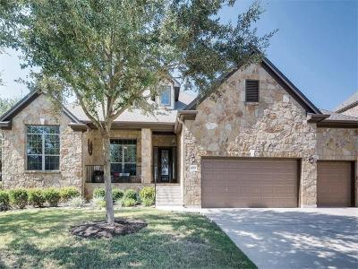 Bee Cave Single Family Home For Sale: 4505 Mont Blanc Dr