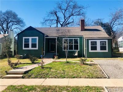 Temple Single Family Home For Sale: 1304 N 4th St