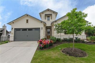 Round Rock Single Family Home For Sale: 3864 Broadway Path