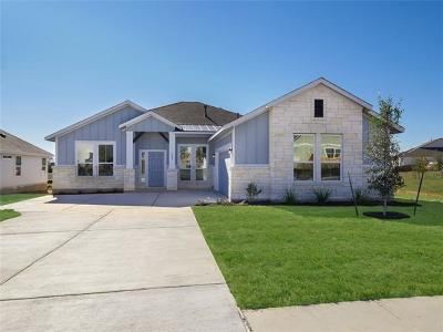 Liberty Hill Single Family Home For Sale: 508 Breebrush Ct