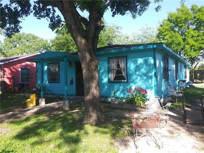 Austin Single Family Home For Sale: 1121 Brookswood Ave