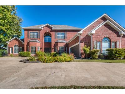 Salado Single Family Home For Sale: 806 Indian Trl