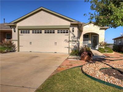 Georgetown Single Family Home For Sale: 110 Alamosa Creek Ln