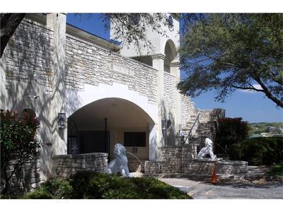 Lago Vista Condo/Townhouse For Sale: 3404 American Dr #1099