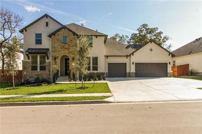 Cedar Park Single Family Home For Sale: 307 Parke Wind Way