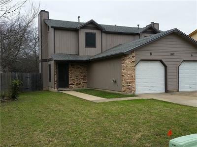 Austin TX Multi Family Home For Sale: $359,000
