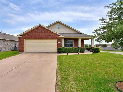 Pflugerville Single Family Home For Sale: 18601 Sandy Bottom Dr
