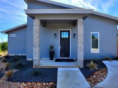 Bastrop County Single Family Home For Sale: 169 Alum Creek Rd