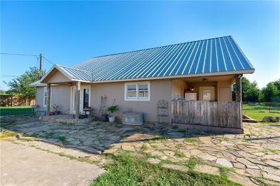 Elgin Single Family Home For Sale: 427 S Highway 95