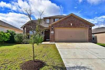 Williamson County Single Family Home For Sale: 200 Sapphire Ln