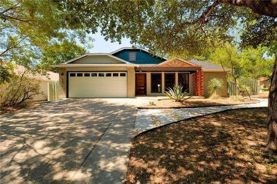Austin Single Family Home Pending - Taking Backups: 1605 Jersey Dr