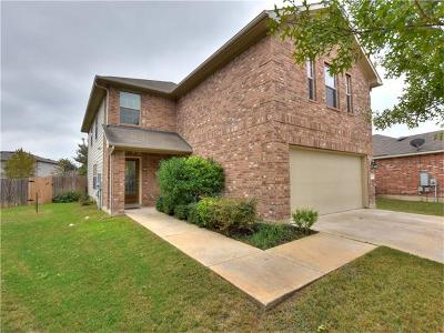 Leander Single Family Home For Sale: 316 Housefinch Loop