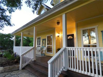 Cedar Park Single Family Home For Sale: 554 County Road 272