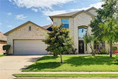 Pflugerville Single Family Home For Sale: 3404 Trickling Springs Way