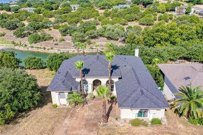 Menard County, Val Verde County, Real County, Bandera County, Gonzales County, Fayette County, Bastrop County, Travis County, Williamson County, Burnet County, Llano County, Mason County, Kerr County, Blanco County, Gillespie County Single Family Home For Sale: 20319 Continental Dr