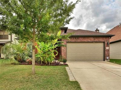 San Marcos Single Family Home For Sale: 122 Fence Line Dr