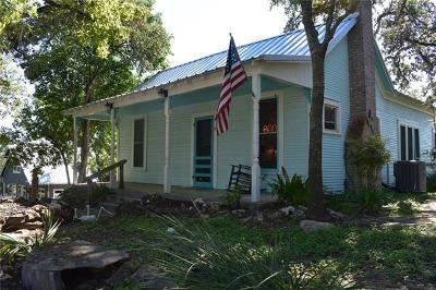 San Marcos Single Family Home For Sale: 515 Scott St
