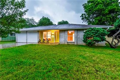 Hays County, Travis County, Williamson County Single Family Home For Sale: 400 Thistlewood Dr