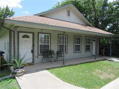 Austin Multi Family Home For Sale: 6506 Santos