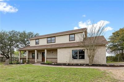 Dripping Springs Single Family Home Pending - Taking Backups: 1032 Canyon View Rd